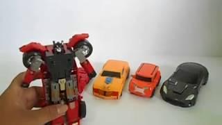 Mainan Mobil Mobilan Anak Berubah Jadi Robot Power...