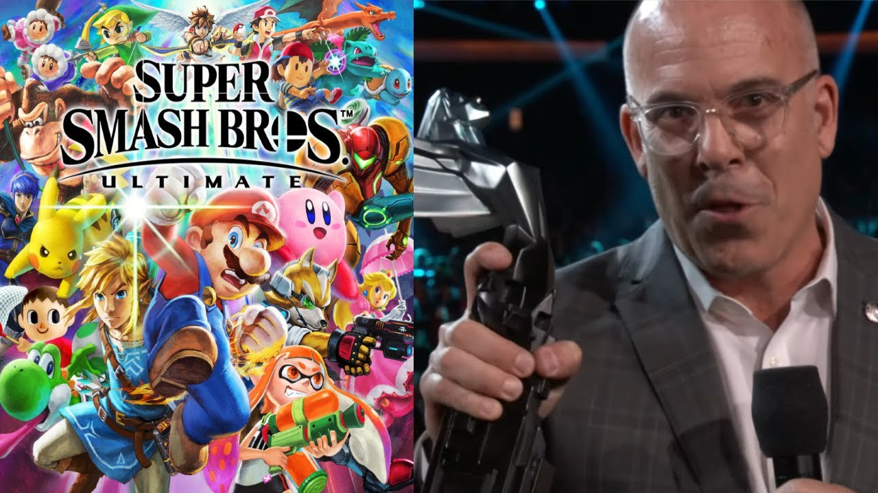 Smash Ultimate- Fighting Game of the Year thumbnail