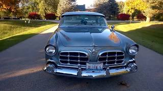 1956 Crown Imperial 2 door coupe special
