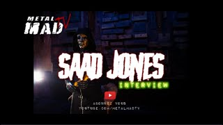 SAAD JONES | INTERVIEW AU MOTOCULTOR 2019
