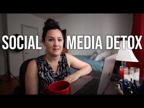 SOCIAL MEDIA DETOX WEEKEND