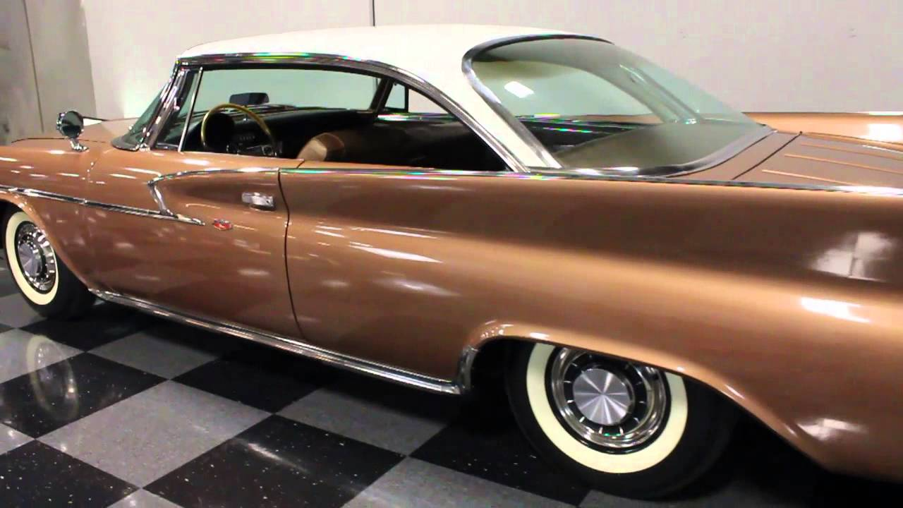 Convertible 1960 Chrysler