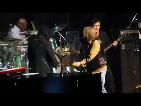 """Band Intos & A Woman in Love"" Tom Petty & the Heartbreakers@Wells Fargo Philadelphia 9/15/14"