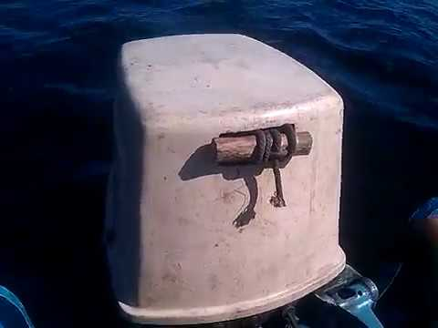 Впечатления от лодки CatFish 270 с мотором SeaPro T3 S - YouTube