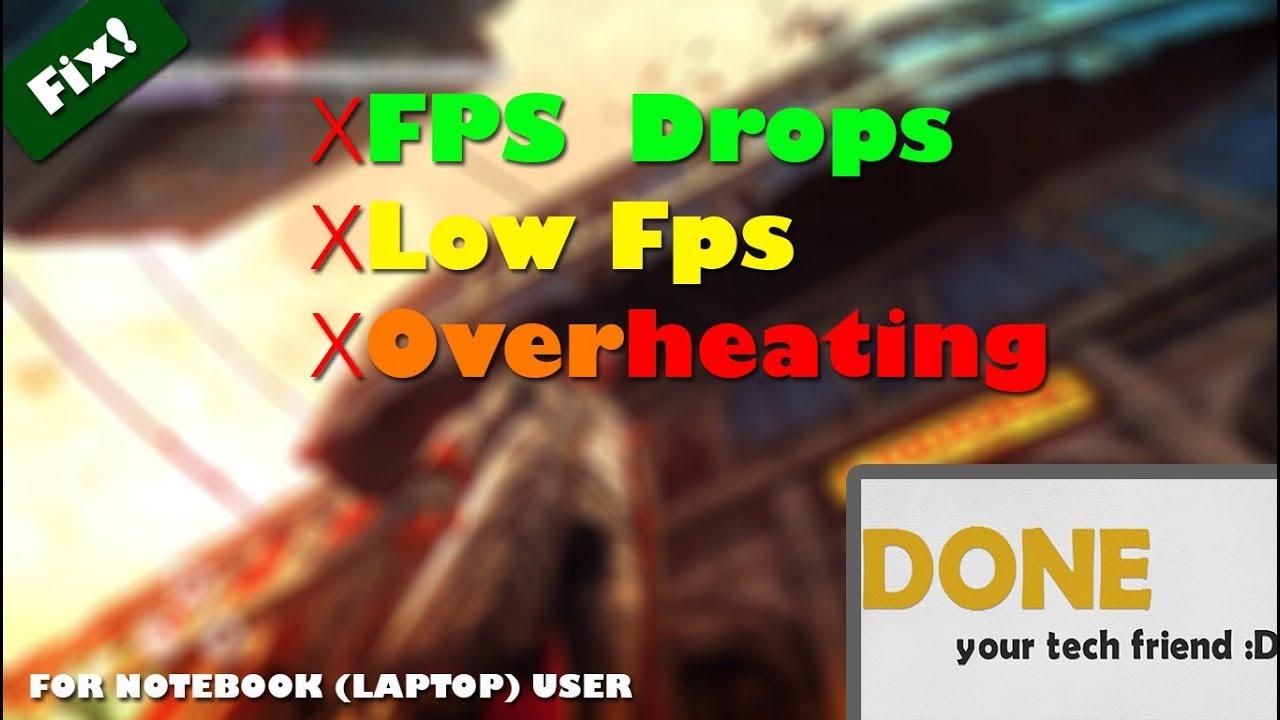 Asus Laptop Fps Drop