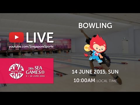 Bowling (Day 9) | 28th SEA Games Singapore 2015