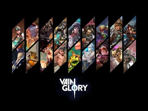 Vainglory Heroes Highlight✅-All Vainglory Heroes Highlight