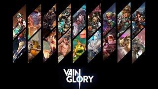 Vainglory Heroes Highlight✅-All Vainglory Heroes Highlight