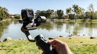 How To Use GoPro Session With DJI Osmo Mobile 2, Smove Mobile & Smooth Q - #askemt