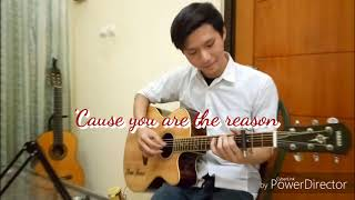 (Calum Scott) You are the reason - fingerstyle