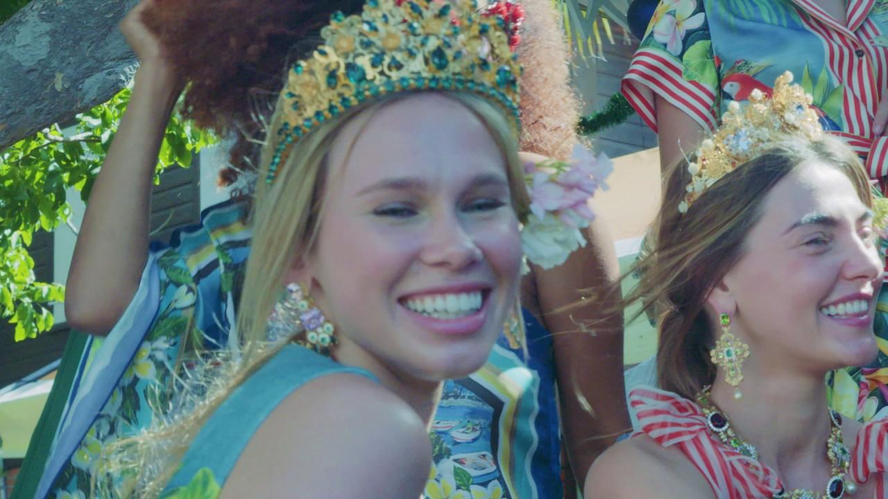 Dolce & Gabbana St Barth Shooting von Morelli Brothers - Teil 1