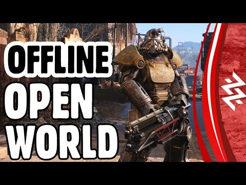 Top 10 'OFFLINE' Open World Games 2019 [Android/iOS]