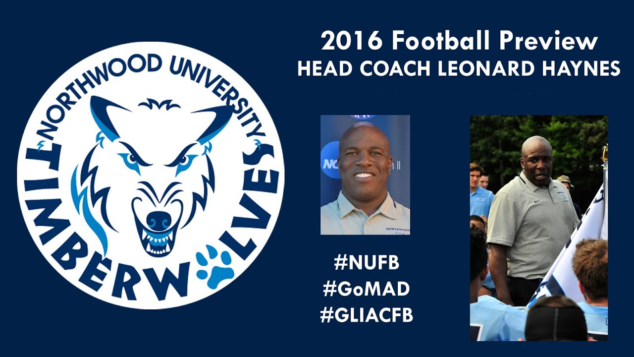 2016 Northwood University Football Preview Youtube
