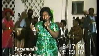 Faadumo Qaasim Hilowle ( Mogadisho 1987)