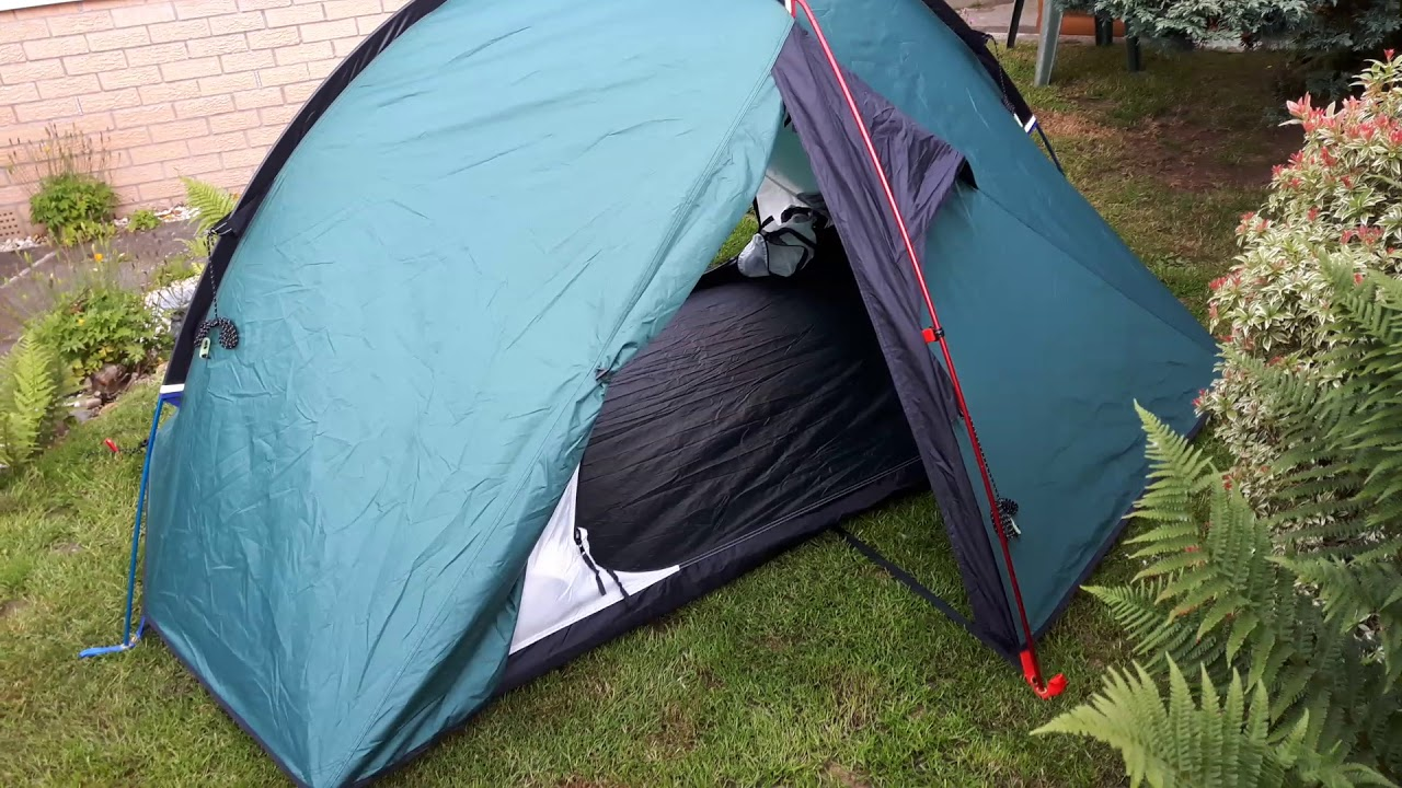 new arrival c56d2 ac480 Wild Country Helm 2 tent walk through