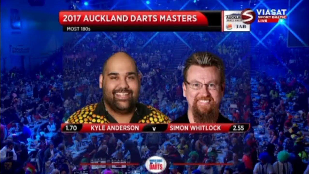K Anderson Darts