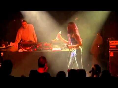 Azealia Banks   Live at London Calling Amsterdam November 11 2011 Full Perfomance