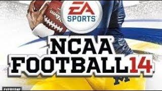 NCAA 14 Dynasty Mode Georgia Bulldogs Season 3 GAME 1 & 2 w/  Updated Rosters