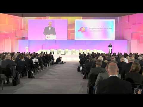 Open innovations - Sergei Sobyanin