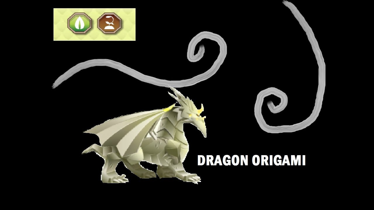 Dragon Origami - Dragon city - YouTube - photo#2