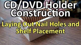 Cd/dvd Holder - Steps 2 - 6