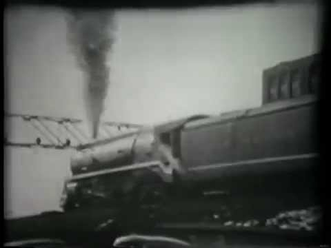 Railroading In The Northeast - Old Blackhawk Film