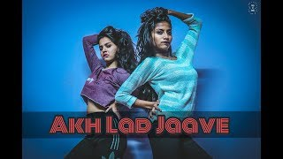 Akh Lad Jaave | Loveyatri | BollyHop Dance Choreography by Nil | Tales of Dance