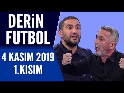 Derin Futbol 4 Kasım 2019 Kısım 1/3 – Beyaz TV