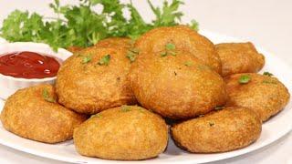 बंगाल की फेमस चटपटी मसालेदार आलू चौप स्वाद ऐसा की बार बार बनाने का मन करे|Ramazan Special Aloo Chop