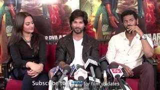 Gandi Baat launch on Dance India Dhid Kapoor, Prabhu Dheva & Sonakshi Sinha