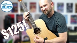Donner DAG-C1 Acoustic Guitar Review - Only $125?!