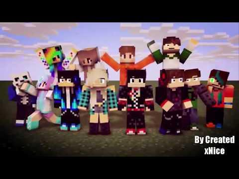 Vay Deli Kanlı Gönlüm Vay - Minecraft Animation