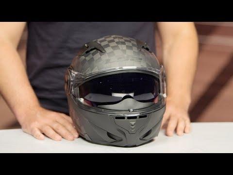 LS2 Vortex Carbon Helmet Review