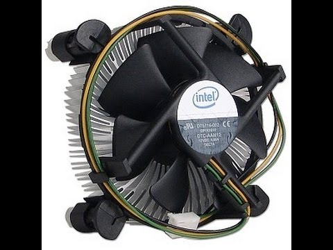 Remove Heat Sink Intel Heatsink Install Proper Way How To Remove Cpu Fan Intel Youtube