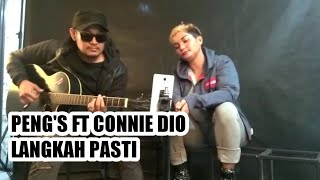 Pengs Setiaband ft Connie dio - Langkah pasti