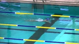 201415 葵涌區學界 聖公會主愛小學 女丙 50米蛙泳初