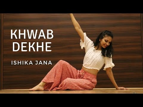 Khwab Dekhe (Sexy Lady) dance performance by Ishika Jana | Race movie | Saif ali Khan & Katrina Kaif