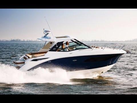 Overview: 2019 Sea Ray Sundancer 320 Sport Cruiser Boat