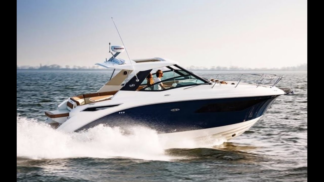 Overview 2019 Sea Ray Sundancer 320 Sport Cruiser Boat