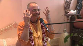Шримад Бхагаватам 3.1.39 - Бхакти Вигьяна Госвами