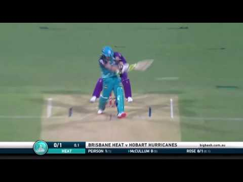 Brendon mcCullum hits 75 off 35 hits in big bash 2016 un believable