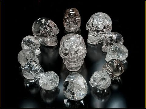 The Power of the Crystal Skulls