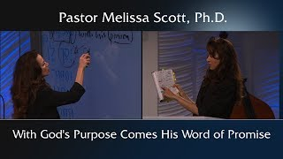 Genesis 22: With God's Purpose Comes His Word of Promise - Dimensions of the Cross #2
