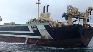 Former Environment Minister Tony Burke announces new laws affecting the Super trawler