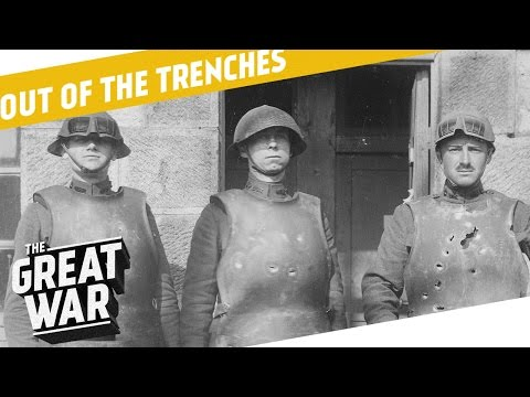 Body Armor - Fortress Design - Belgian Armoured Car Division I OUT OF THE TRENCHES