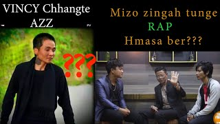 Mizo RAP industry in hma a lo sawn zel theih nan he Video hi Zofate...
