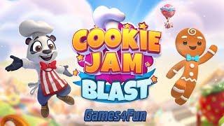 Cookie Jam Blast™ New Match 3 Puzzle Saga Game screenshot 3