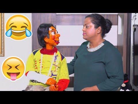 😂Dinku and Indushree Comedy in Kannada | ಡಿಂಕು ಇಂದುಶ್ರೀ ಕಾಮಿಡಿ