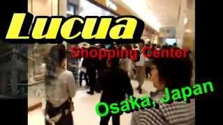 Japan Trip: Lucua Fashion & Restaurant Popular Among Young Couples, Osaka
