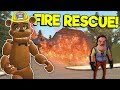 SAVING THE NEIGHBOR FROM A HOUSE FIRE Garry S Mod Gameplay Hello Neighbor Rescue Mission mp3